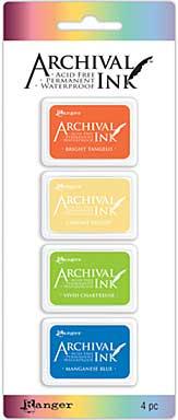 SO: Mini Archival Ink Pad Kits - Kit 3