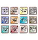 Tim Holtz Distress Oxides Fullsize Inkpad Set #3 (12 Colours) [OX1801]