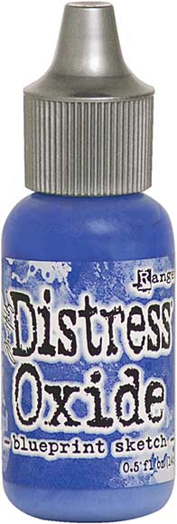SO: Tim Holtz Distress Oxides Reinker - Blueprint Sketch