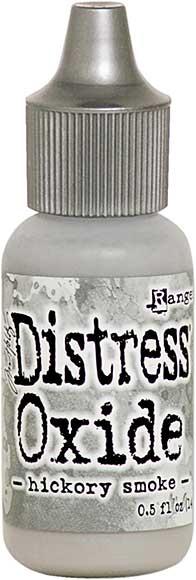 SO: Tim Holtz Distress Oxides Reinker - Hickory Smoke