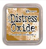 NEW COLOUR Tim Holtz Distress Oxides Ink Pad - Brushed Corduroy [OX1811]
