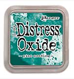 NEW COLOUR Tim Holtz Distress Oxides Ink Pad - Pine Needles [OX1811]