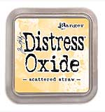 NEW COLOUR Tim Holtz Distress Oxides Ink Pad - Scattered Straw [OX1811]