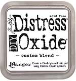 SO: Tim Holtz DIY Distress Oxide Ink Pad - Custom Blend