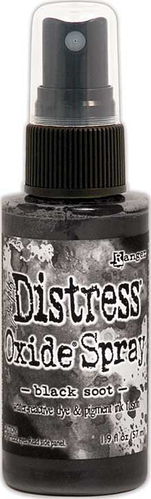 Tim Holtz Distress Oxide Spray - Black Spot