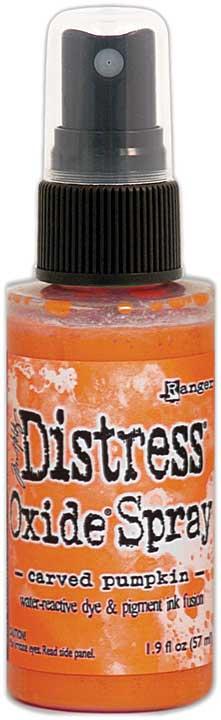 SO: Tim Holtz Distress Oxide Spray - Carved Pumpkin