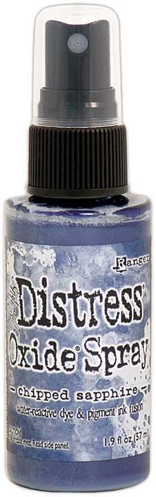 Tim Holtz Distress Oxide Spray - Chipped Sapphire