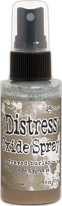 SO: Tim Holtz Distress Oxide Spray - Frayed Burlap