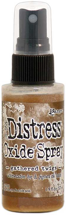 Tim Holtz Distress Oxide Spray - Gathered Twigs