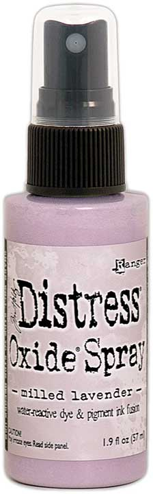 SO: Tim Holtz Distress Oxide Spray - Milled Lavender