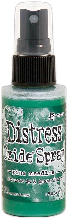 Tim Holtz Distress Oxide Spray - Pine Needles