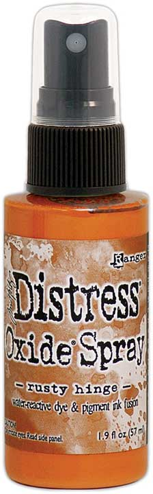 SO: Tim Holtz Distress Oxide Spray - Rusty Hinge