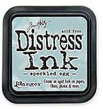 SO: Tim Holtz Distress Ink Pad - Speckled Egg