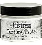 SO: Tim Holtz Distress Texture Paste - Matte (3oz)