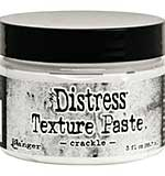 SO: Tim Holtz Distress Texture Paste - Crackle (3oz)