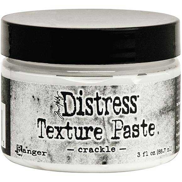 SO: Tim Holtz Distress Texture Paste - Crackle (3oz)
