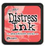 SO: Tim Holtz Distress Mini Ink Pad - Abandoned Coral