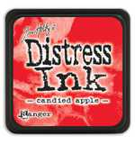 SO: Tim Holtz Distress Mini Ink Pad - Candied Apple