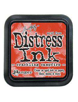 NEW Tim Holtz Distress Ink Pad - Crackling Campfire (SEP20)