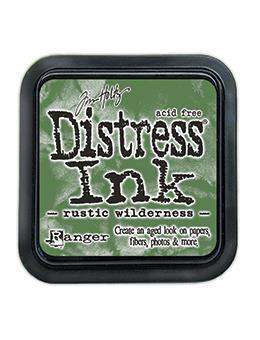 Tim Holtz Distress Ink Pad - Rustic Wilderness (NOV20)