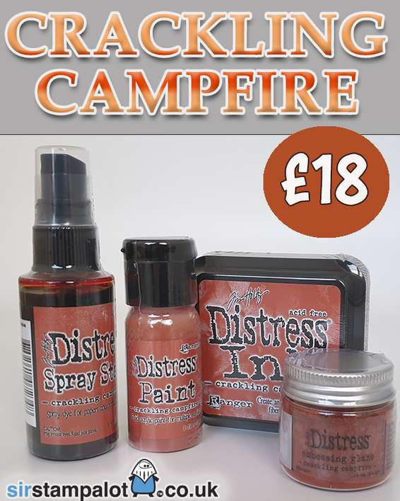 Crackling Campfire Limited Time Deal