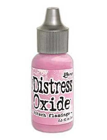 NEW Tim Holtz Distress Oxides Reinker - Kitsch Flamingo (FEB 2021)
