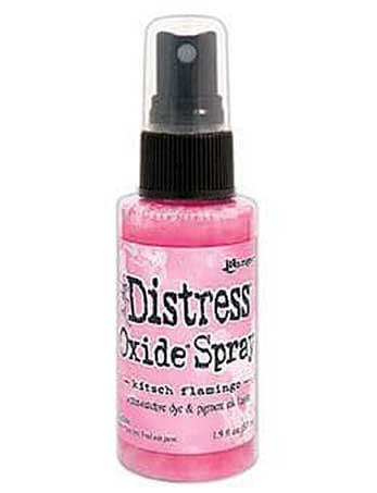 NEW Tim Holtz Distress Oxide Spray - Kitsch Flamingo (FEB 2021)
