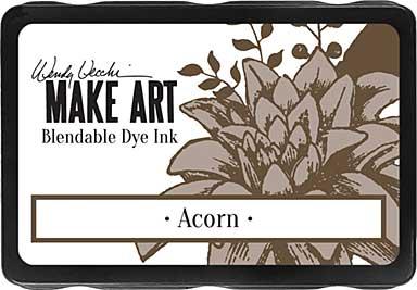 Wendy Vecchi Make Art Dye Ink Pads - Acorn