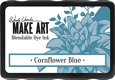 Wendy Vecchi Make Art Dye Ink Pads - Cornflower Blue