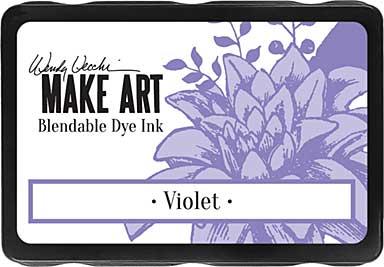Wendy Vecchi Make Art Dye Ink Pads - Violet
