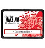 Wendy Vecchi Make Art Dye Ink Pads - Carnation Red