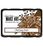 Wendy Vecchi Make Art Dye Ink Pads - Potting Soil