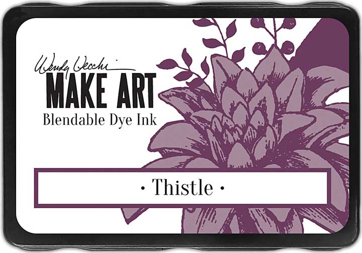 Wendy Vecchi Make Art Dye Ink Pads - Thistle