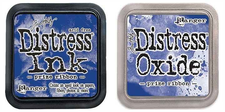 NEW Tim Holtz Distress Ink Pad SET - Prize Ribbon (2 Pads)(JUL 2021)