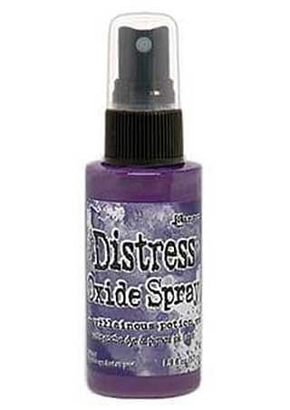 NEW Tim Holtz Distress Oxide Spray - Villainous Potion (OCT 2021)