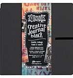 Dyan Reaveleys Dylusions Creative Journal - Black (8.75x9)