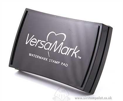 Versamark Watermark and Embossing Stamp Pad