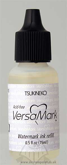 Versamark Watermark Ink Pad Refill