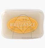 Brilliance Pigment Inkpad - Pearlescent Yellow