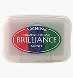 SO: Brilliance Pigment Multicolour Inkpad - Banner
