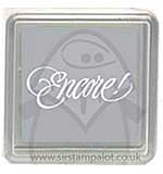 Encore Ultimate Metallic Cube - Silver