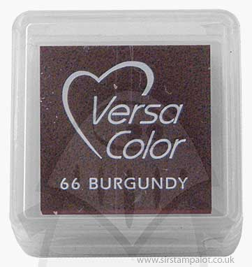 SO: Versacolour Cube - Burgundy