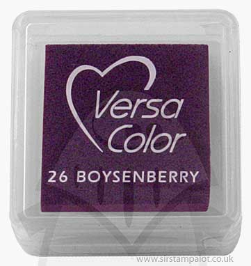SO: Versacolour Cube - Boysenberry