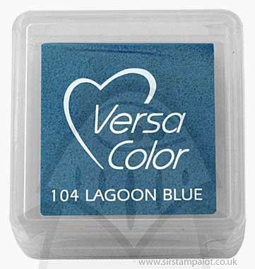 SO: Versacolour Cube - Lagoon Blue