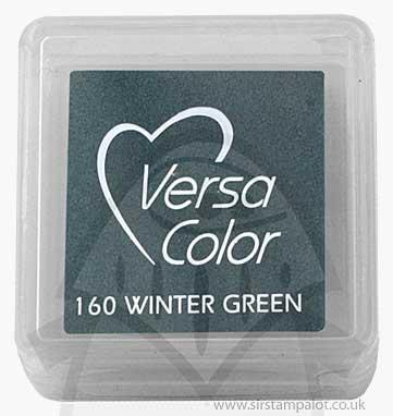 SO: Versacolour Cube - Winter Green