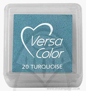 SO: Versacolour Cube - Turquoise