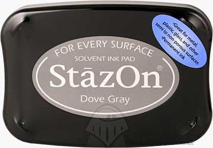 SO: StazOn - Dove Gray