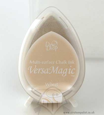 SO: VersaMagic Chalk Ink Dew Drop - Wheat