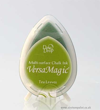 SO: VersaMagic Chalk Ink Dew Drop - Tea Leaves