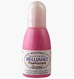 Brilliance Pad Pigment Ink Refill - Pearlescent Orchid